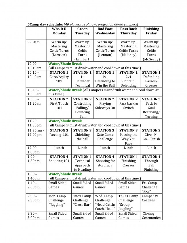 2015 Celtic Camp - Schedule_Page_1